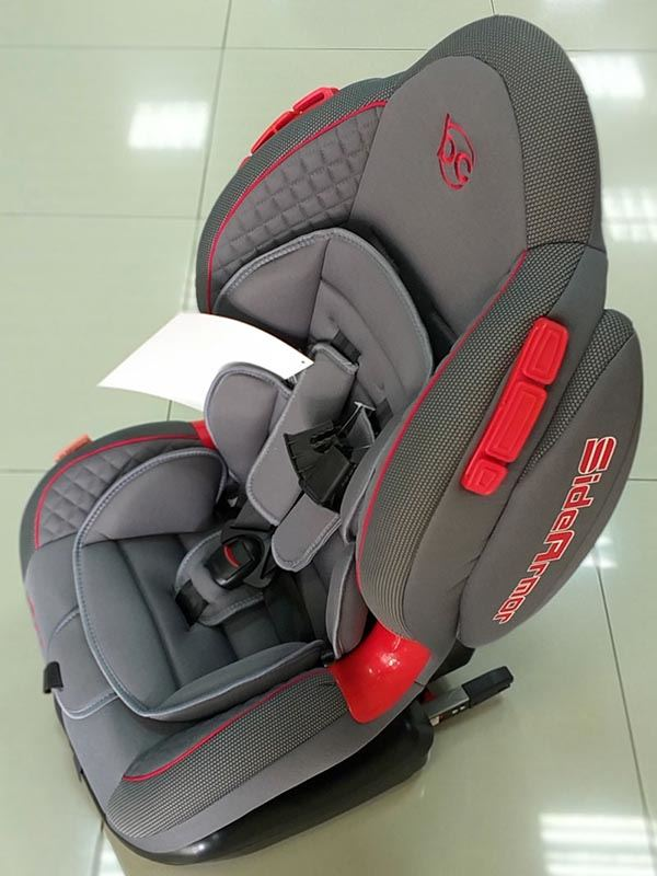 автокресло Baby Care Polaris (живое фото)