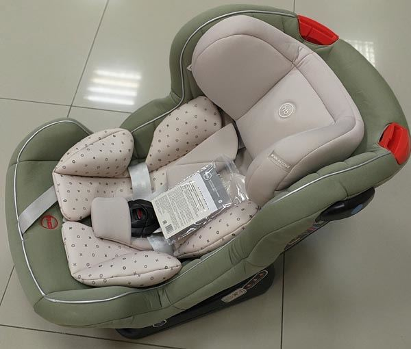 автокресло happy baby passenger 2019