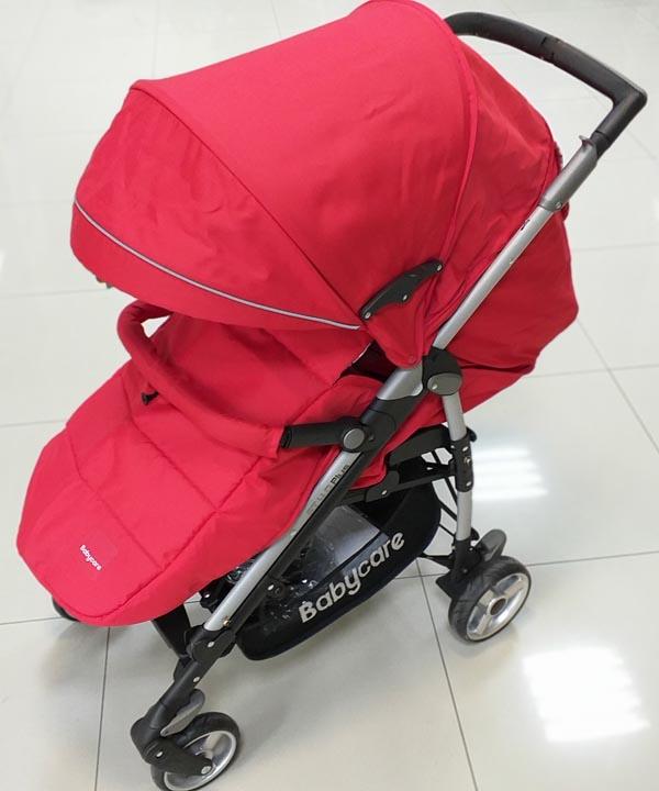 коляска Baby Care GT4 Plus (живое фото)
