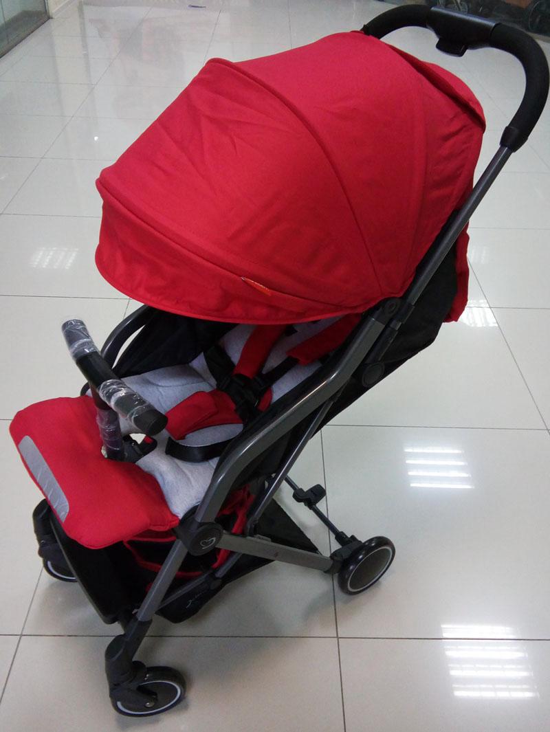 живое фото коляски baby care compy в магазине вундеркинд
