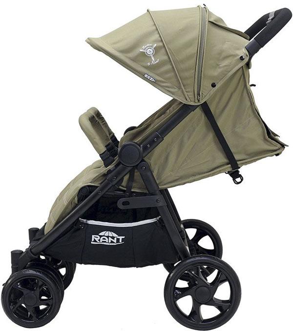 коляска для близнецов
