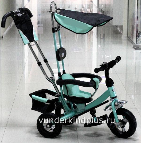 велосипед лексус с надувными колесами